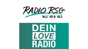 Radio RSG Love Radio Logo