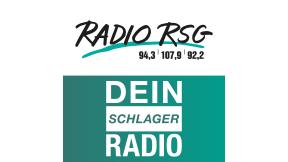 Radio RSG Schlager Radio Logo