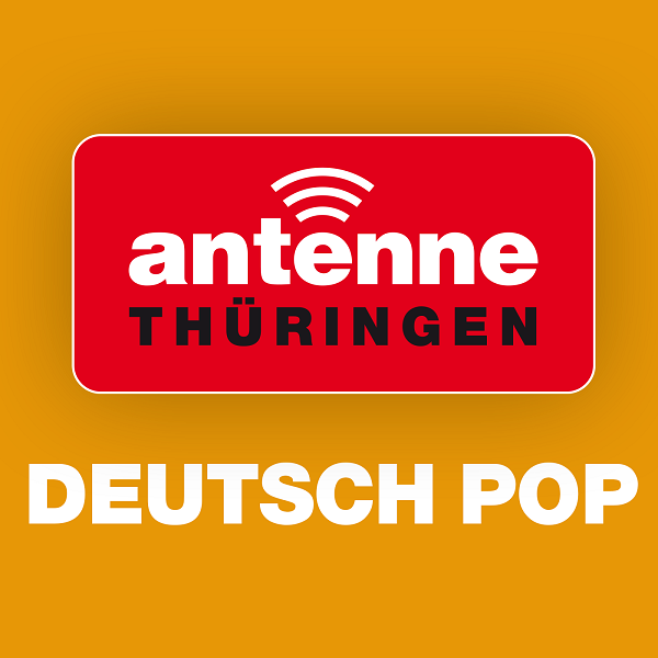 ANTENNE THÜRINGEN Deutsch Pop Logo