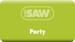 radio SAW - Party Logo
