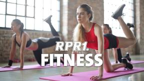 RPR1. Fitness Logo