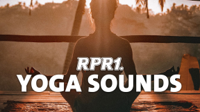 RPR1. Yoga Sounds Logo